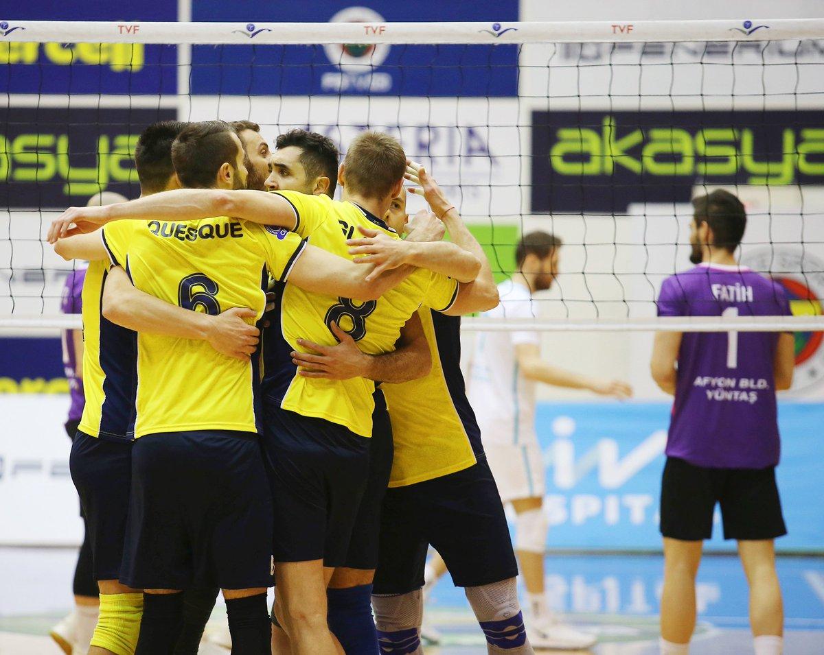 Fenerbahçemiz son lig maçında Afyon Bele...