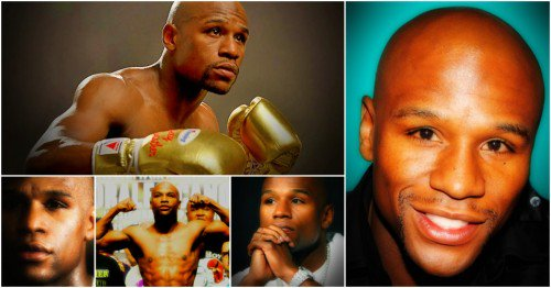 Happy Birthday to Floyd Mayweather Jr. (born February 24, 1977)