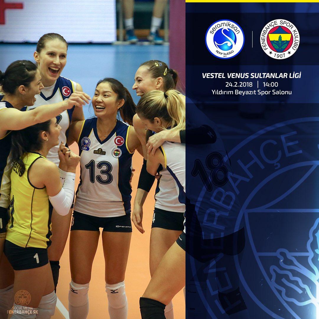Gündem | Fenerbahçemiz Sultanlar Ligi 22...