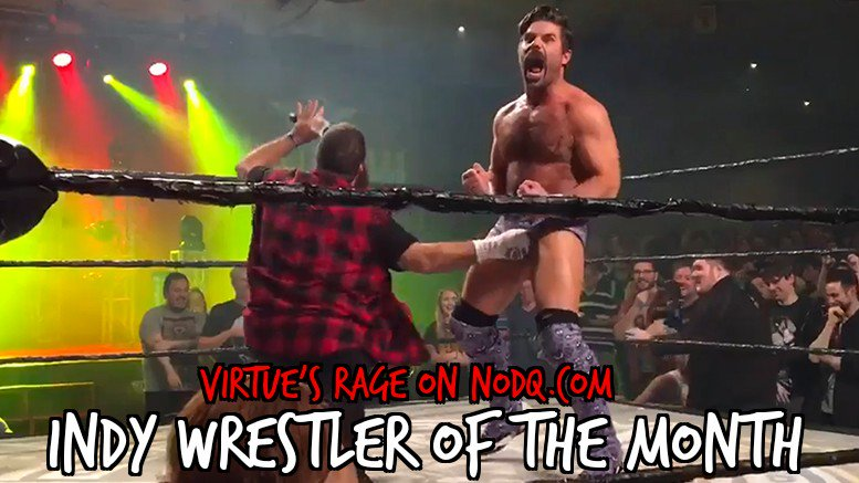 Indy Wrestler of the Month