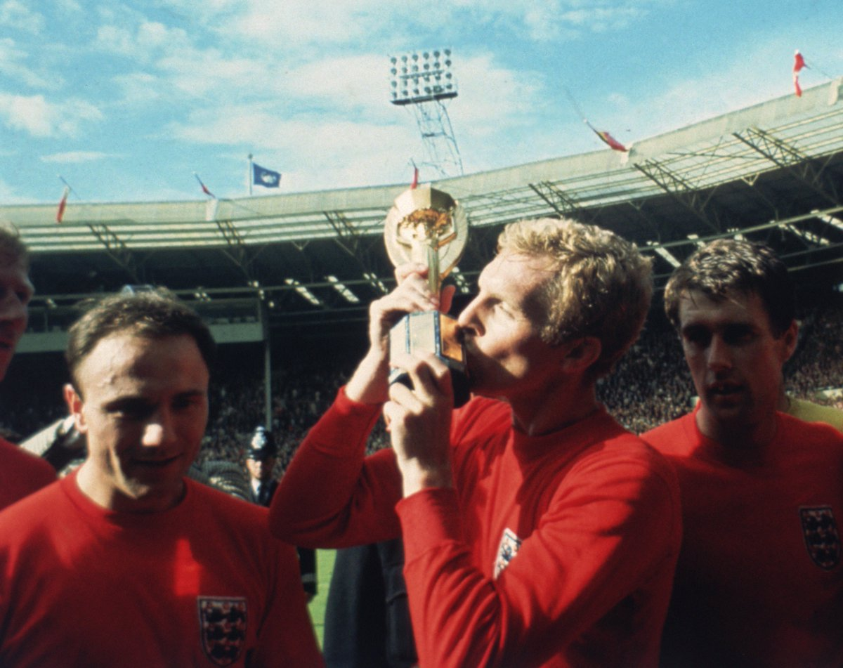 Bobby Moore.  A true legend. A hero to many.  He died 25 years ago today.  Never forgotten.