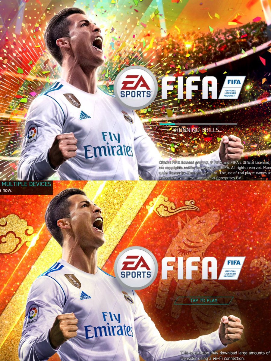 RT 🔁 for Carniball   Like ❤️ for LNY  #FIFAMobile #LunarNewYear