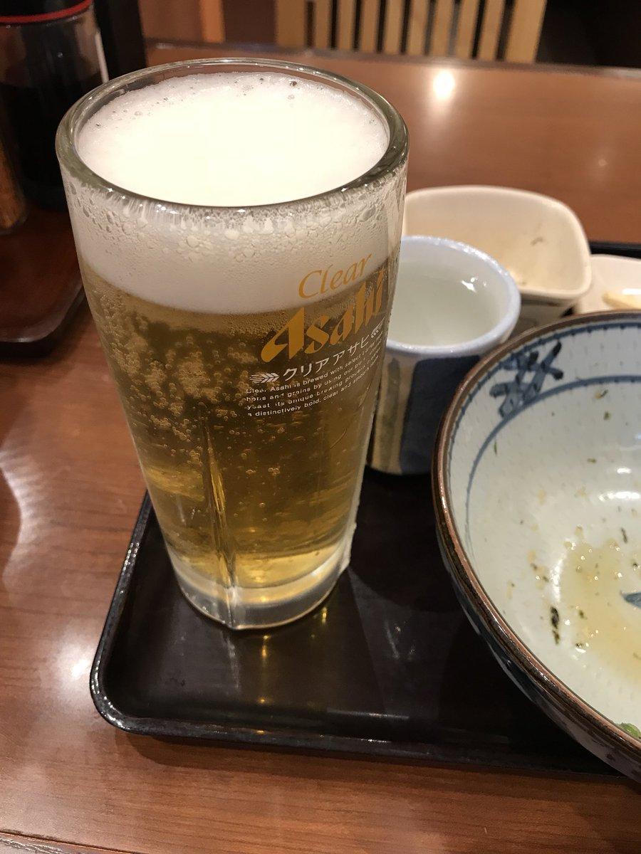 🍺二杯目おかわり〜🍺