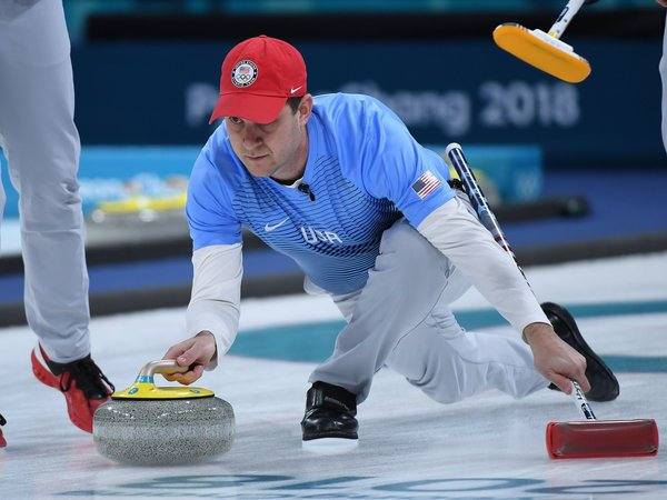 USA! Men's Curling Team Wins Gold!!!  Be...