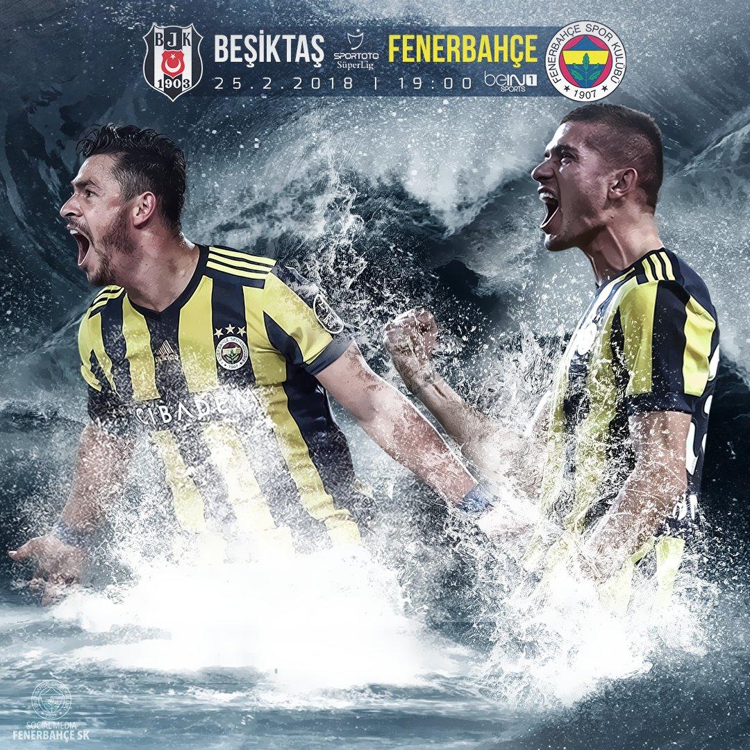 ⚽️ Beşiktaş - Fenerbahçe 📍 Vodafone Park...