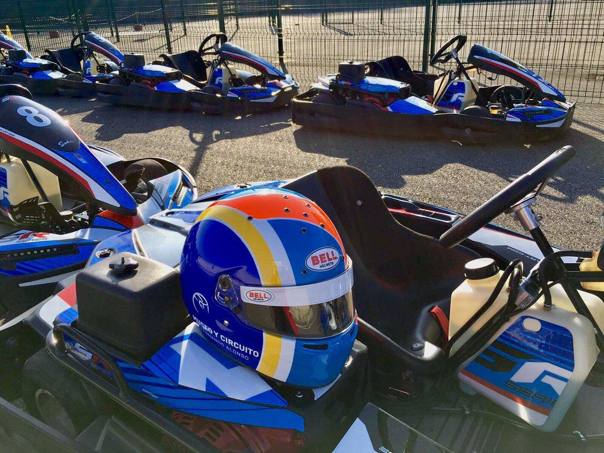 Circuito Fernando Alonso Alquiler Karts : Karting on board circuito fernando alonso  youtube