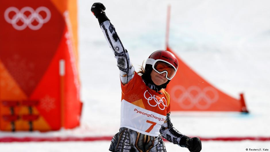 Winter Olympics: Ledecka makes it 'a big...