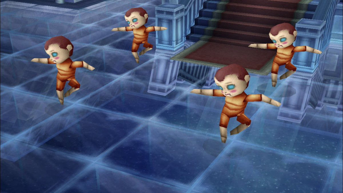 【FFBE】2/28より降臨の間に新強敵「カルコブリーナ」登場!報酬は魔力氷耐性アップの「呪いの人形」!【ブレイブエクスヴィアス】