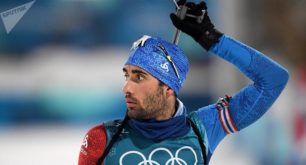 Martin Fourcade: les athlètes russes ont le droit de retrouver leur drapeau national lors de la cérémonie de clôture des #JO2018 https://t.co/gJYLXzpP40