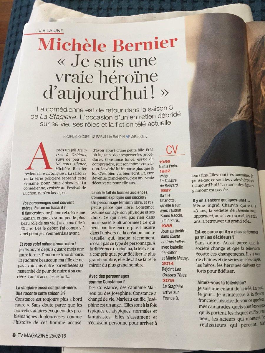 """Envia Cuisine Fleury Les Aubrais béné's tweet - """"notre stagiaire préférée @bernier_michele en"""