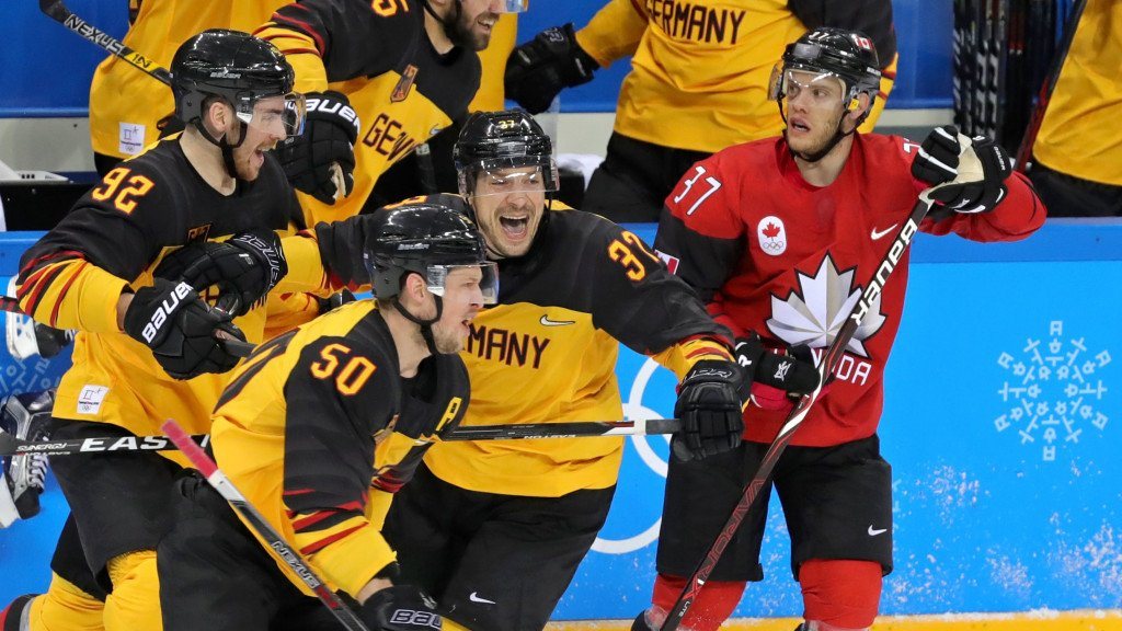 German Foreign Office tweets hilarious 'travel advisory' after Germany upset Canada in hockey https://t.co/gPCQdl2LZK