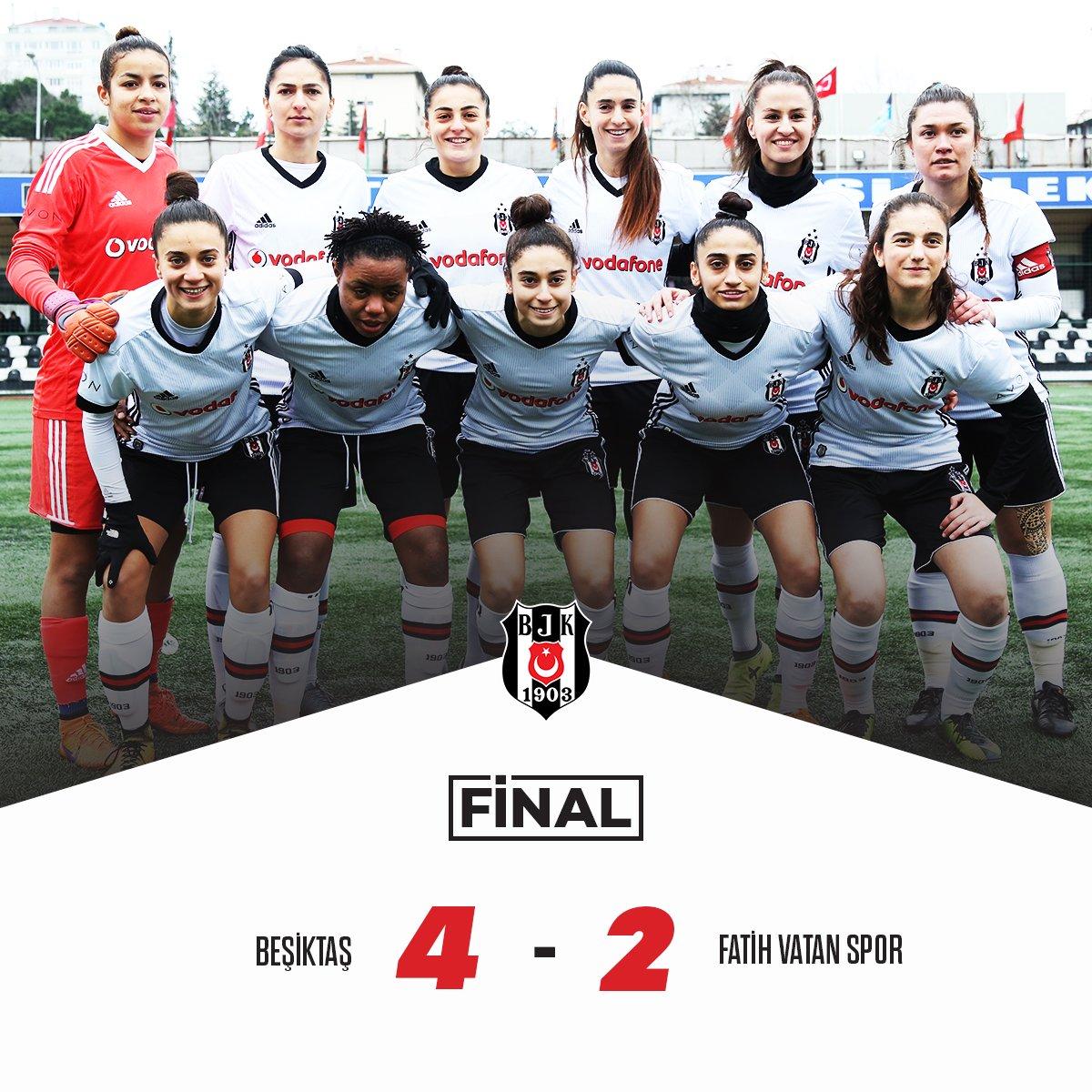 Kadın Futbol Takımımız, ligin 12. haftas...
