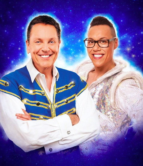 RT @365Bristol: Brian Conley and Gok Wan to star in Bristol Pantomime Cinderella  https://t.co/7AgcbjbtRH https://t.co/YASI00tqrc
