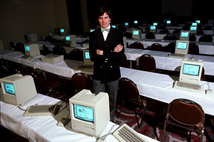 Remessageed Complex ( Happy birthday, Steve Jobs