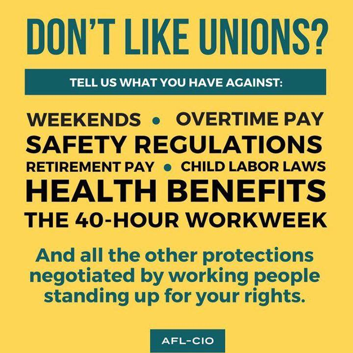 What's so great about unions? #ItsAboutF...