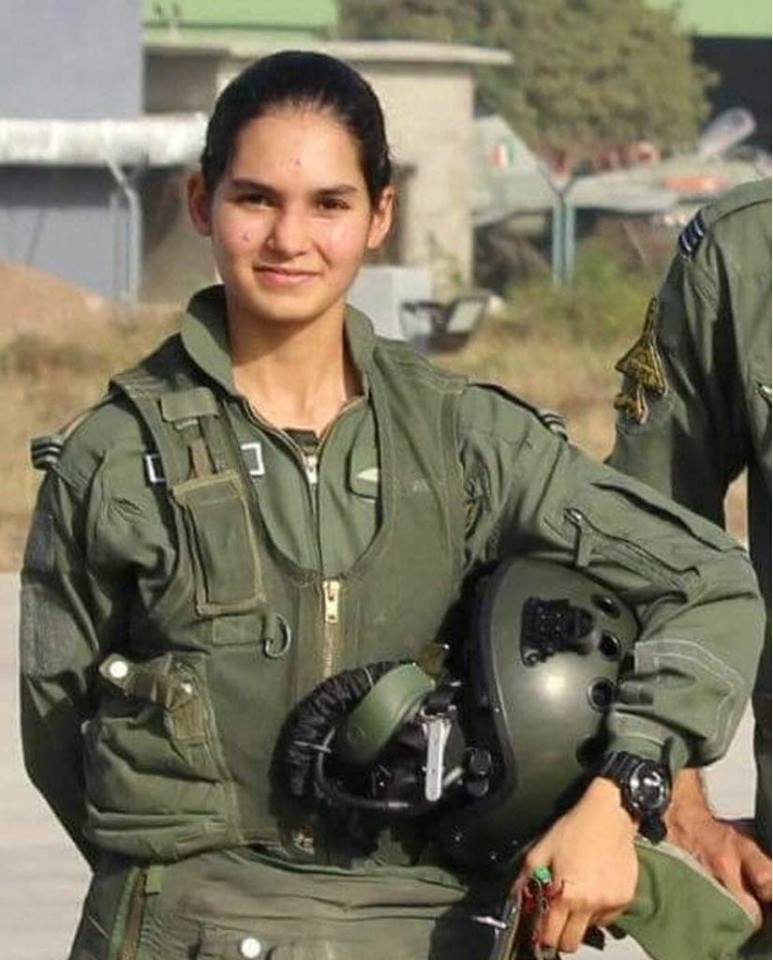 256255dc Meet Avani Chaturvedi, one of India's first female fighter pilots