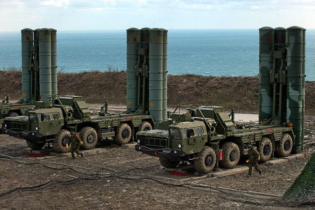 US seeks Turkish cooperation to upgrade air defenses instead of Russian S-400s  https://t.co/vHUyidZsXj