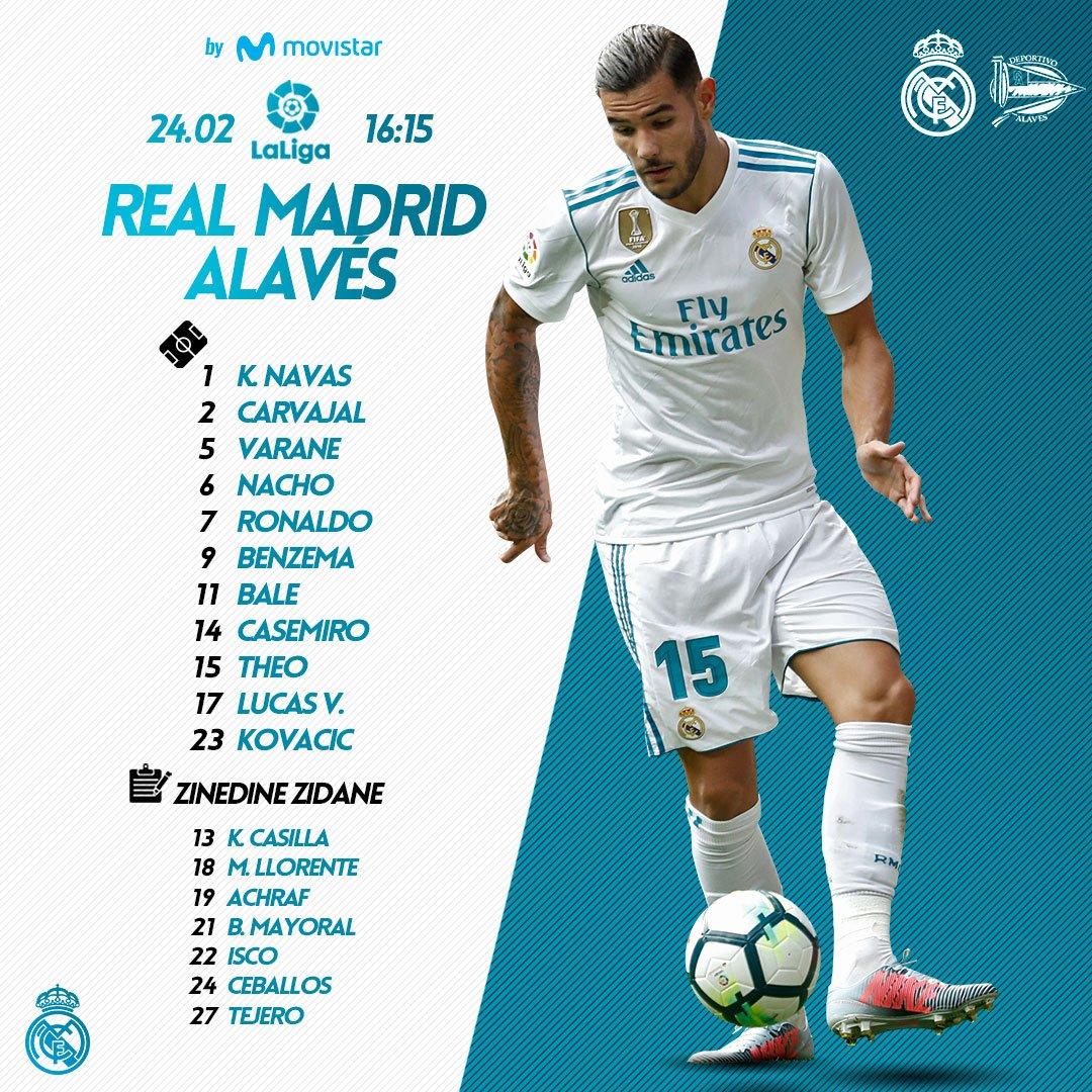 Real Madrid vs Alaves DWzkB5GXUAAOZWK