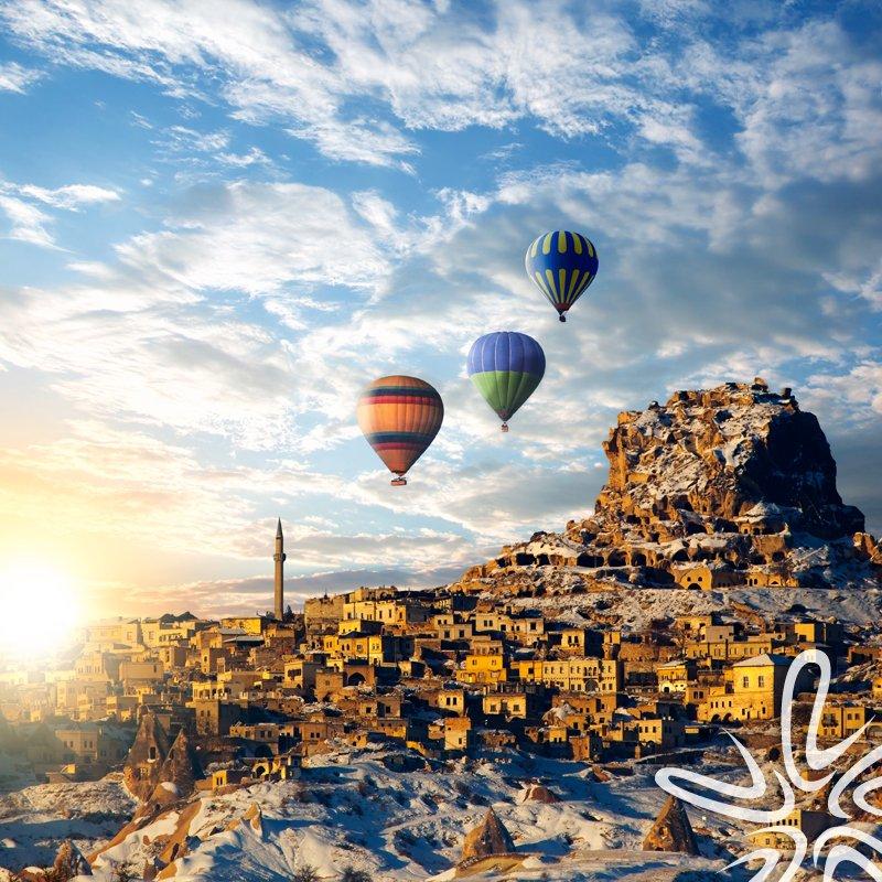 Com seus vales coloridos, interessantes formações e beleza singular, como não se apaixonar? Capadócia é um destino surpreendente.  #LitoralVerdeViagens #nature #paradise #travel #viajar #viajarépreciso #viajarfazbem #DicaLitoralVerde https://t.co/X9vViO8Zwf