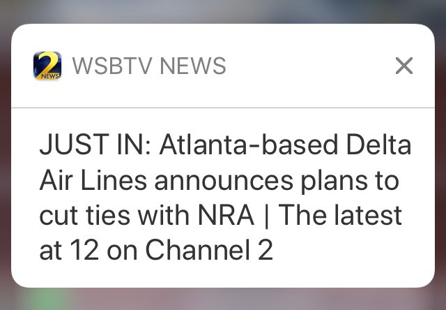 ✈️ Big news from @Delta @ATLairport.   Download the @wsbtv app to get #breakingnews first!  https://t.co/GbadS8LYns