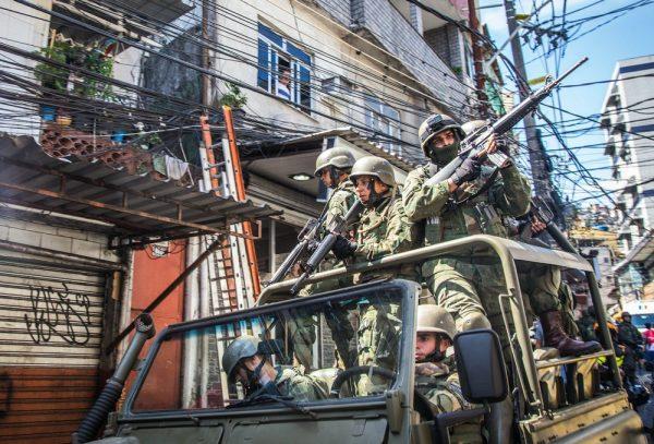 Justiça Global denuncia Brasil à ONU e OEA por intervenção militar no Rio https://t.co/K1dD5lvxY9