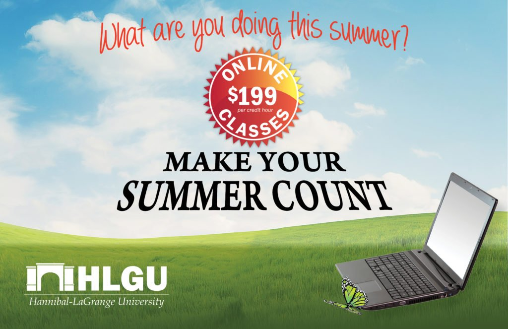 Make your summer count! We are offering reduced tuition for our summer online undergraduate courses - only $199/credit hour! For more information on taking an online course at #HLGU, email jarnold@hlg.edu. https://t.co/dOH2LJx5p7