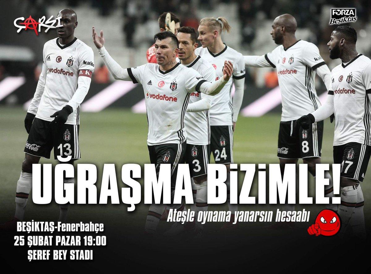 Hedef belli, ileri... #Beşiktaş https://...