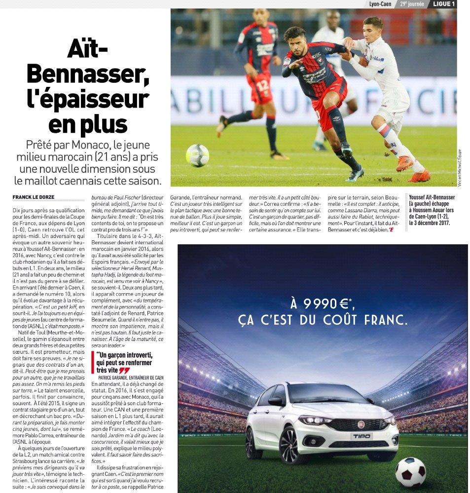 [29e journée de L1] O Lyon 1-0 SM Caen DX-7tuWXkAAsMMA
