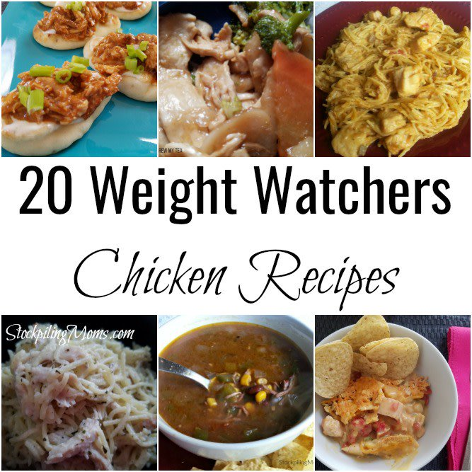 @stockpilingmoms: 20 Weight Watchers Chicken Recipes https://t.co/TS4BHZwPBR https://t.co/37CcGmBHkn