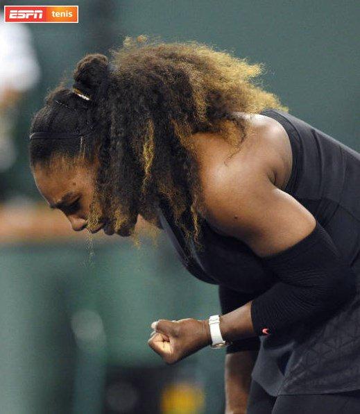 ESPN Tenis's photo on Serena Williams