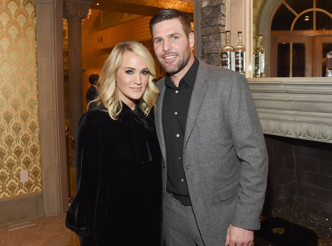 Carrie Underwood s Husband Wishes Her a HappyBirthday