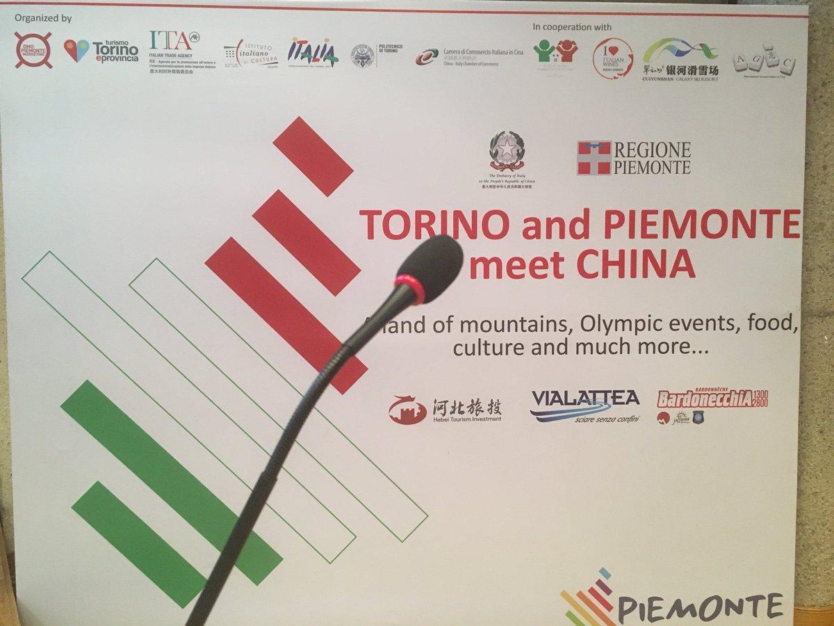 Con #RegionePiemonte @twitorino @torino @vLatteaIncoming @ItalyinChina @ITAtradeagency @ChinaItalyCC @InBardonecchia promuoviamo forniture #Italia 🇮🇹verso #Cina 🇨🇳e collaborazione #winwin per #sport invernali⛷🎿 Forward @Beijing2022 and  #Torino2026 @torino2026 🤞🤞🤞
