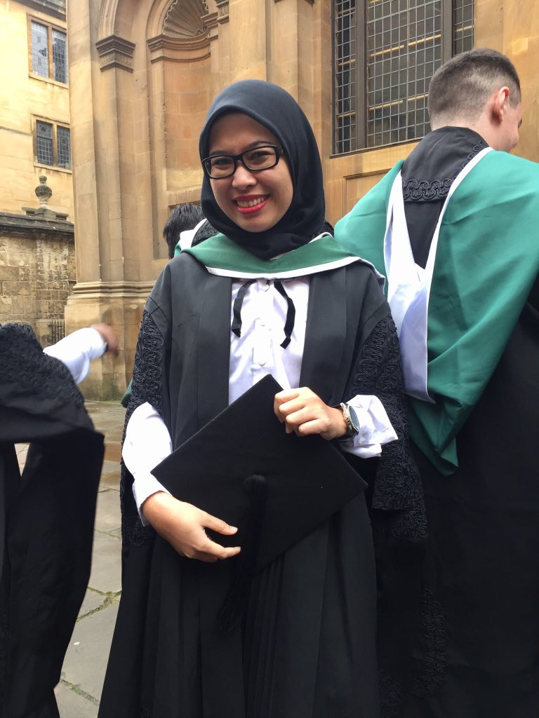 Image result for fadiah nadwa fikri oxford