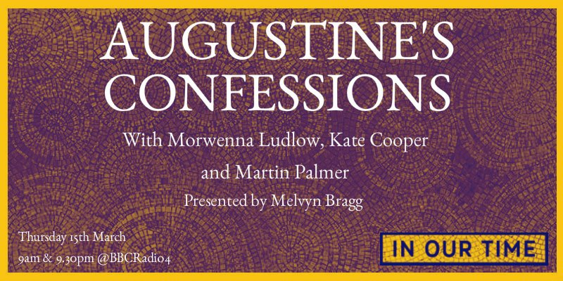 an analysis of christianity conversion in confessions by augustine The weakest chapters of this excellent book are, oddly, those devoted to augustine's actual conversion fox is rather obsessed with sex, in the way erudite english scholars tend to get as they.