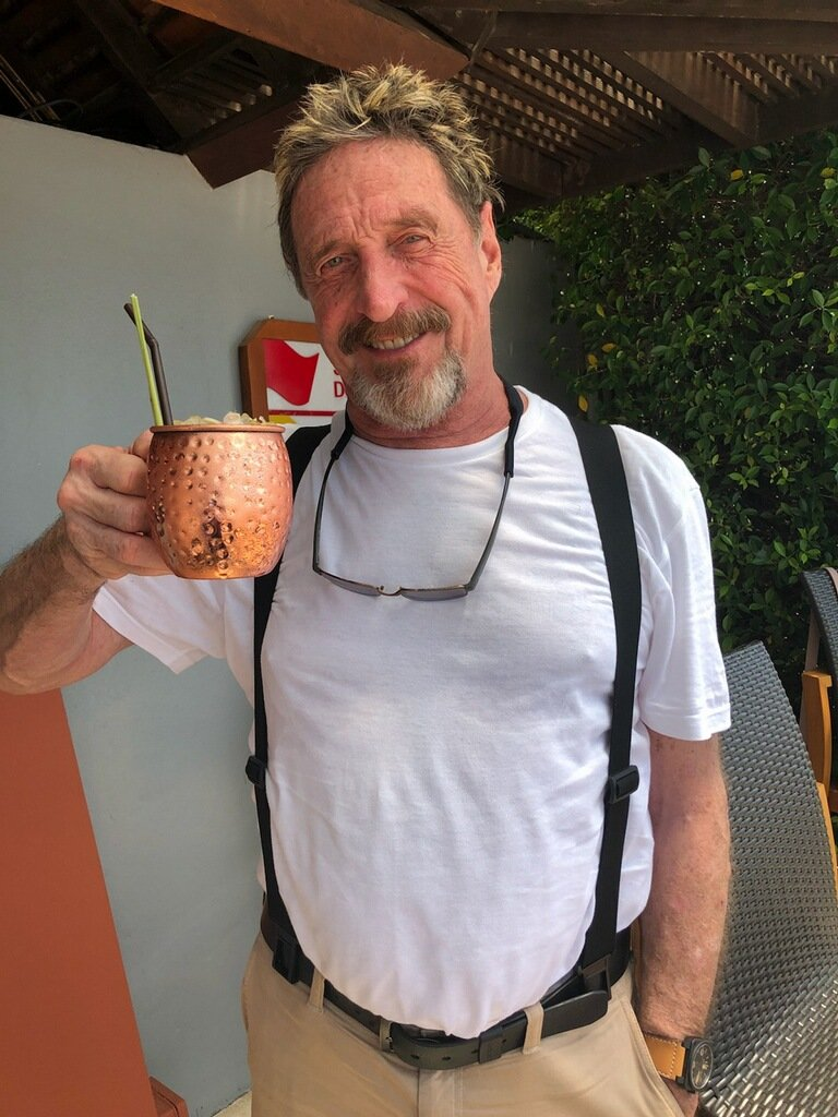 John Mcafee On Twitter Greetings From Sri Lanka I Wanted To Show
