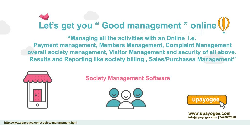 Top Society Management Software