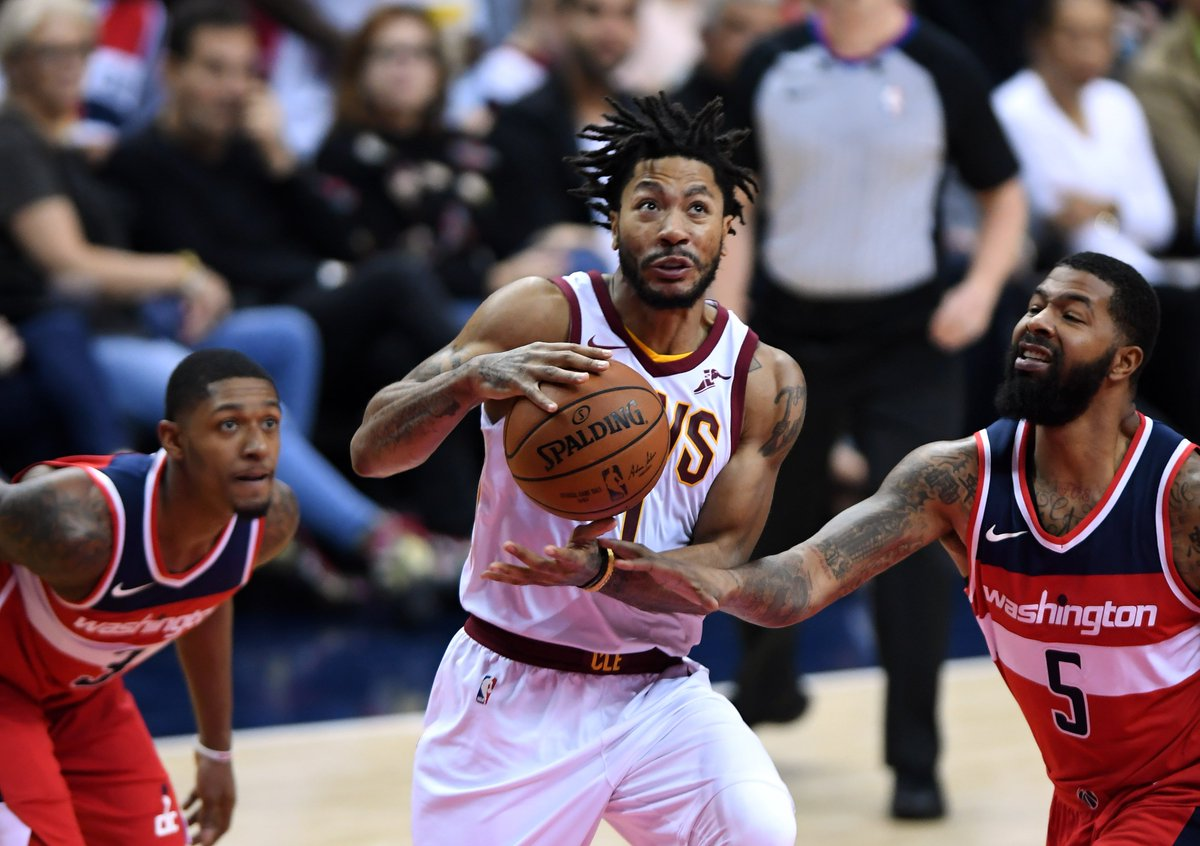 b657dcbb7aa Minnesota Timberwolves announce that former NBA MVP Derrick Rose has signed  with the team for the rest of the season