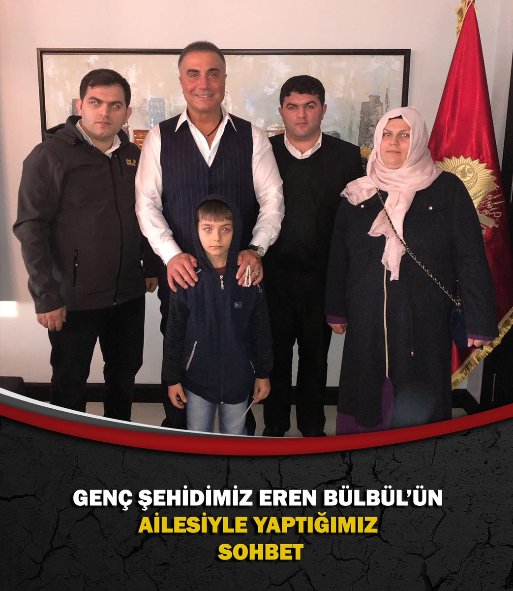 Genç Şehidimiz Eren Bülbül'ün Ailesiyle...