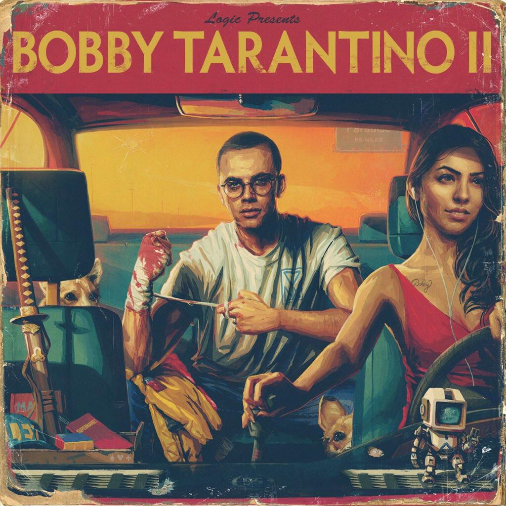 Bobby Tarantino II available everywhere now! https://t.co/Zkn6gX6cyG