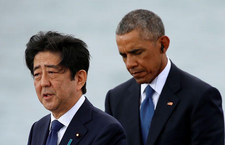 来日するオバマに期待する「日韓合意」の後始末……オバマと安倍首相の親密な関係を否定する必要はないが(冷泉彰彦)  https://t.co/nmpJ4E4psn #オバマ #安倍晋三 #日韓合意 #トランプ