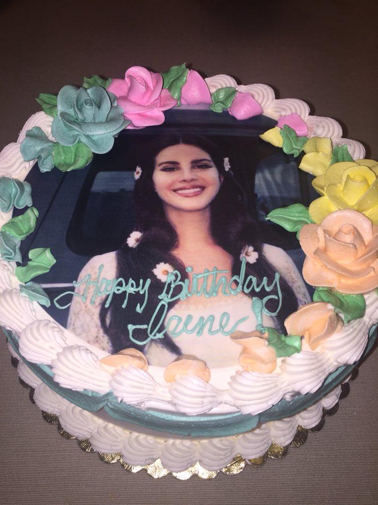Irene On Twitter Happy 18th Birthday To Me Lanadelrey
