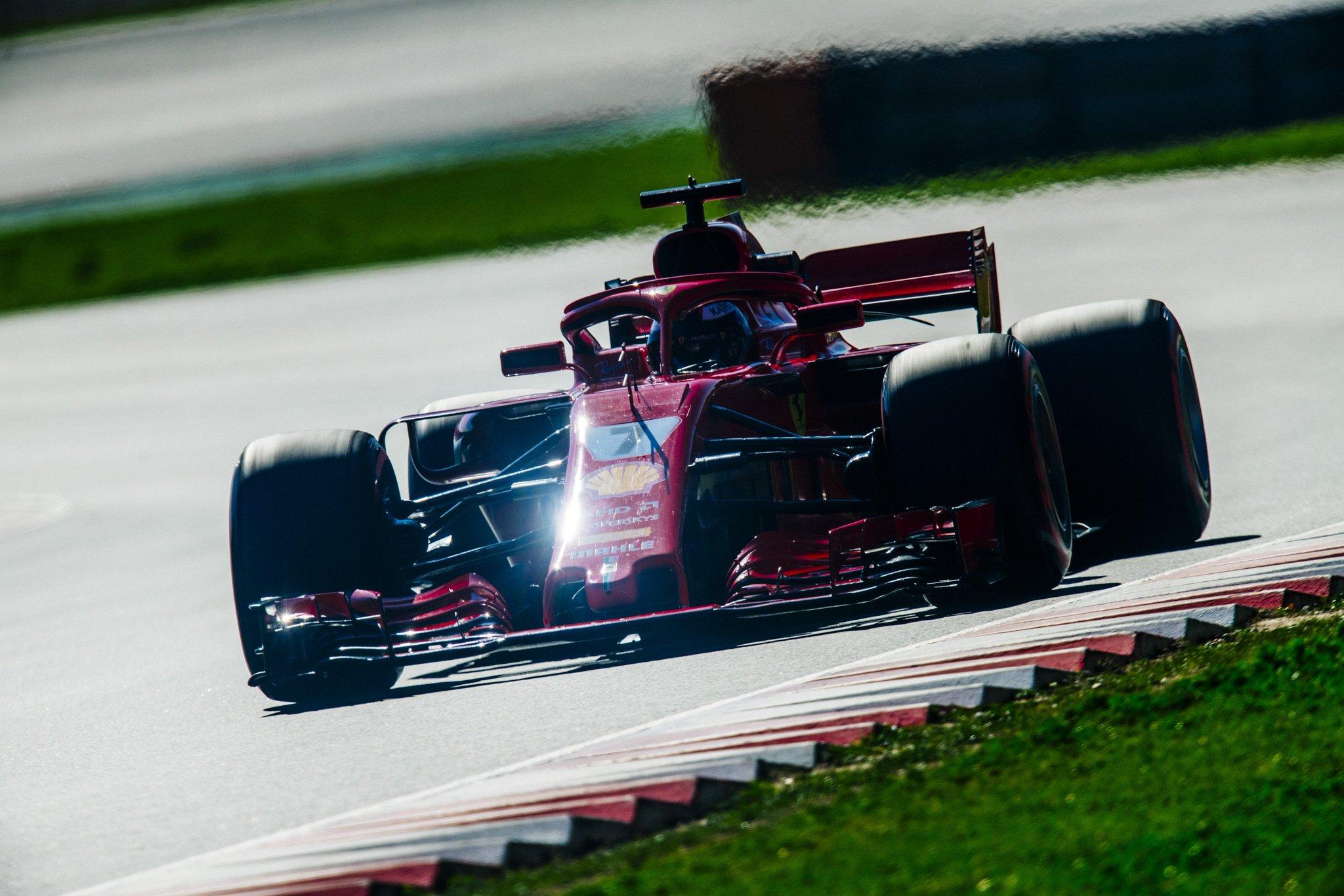 Räikkönen nyerte az utolsó tesztnapot