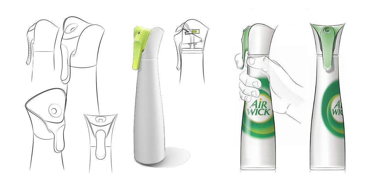 Packagingoftheworld On Twitter Airwick Life Scents Room Spray Packaging Design By Vanberlodesign Https T Co I5vfsv7t6f