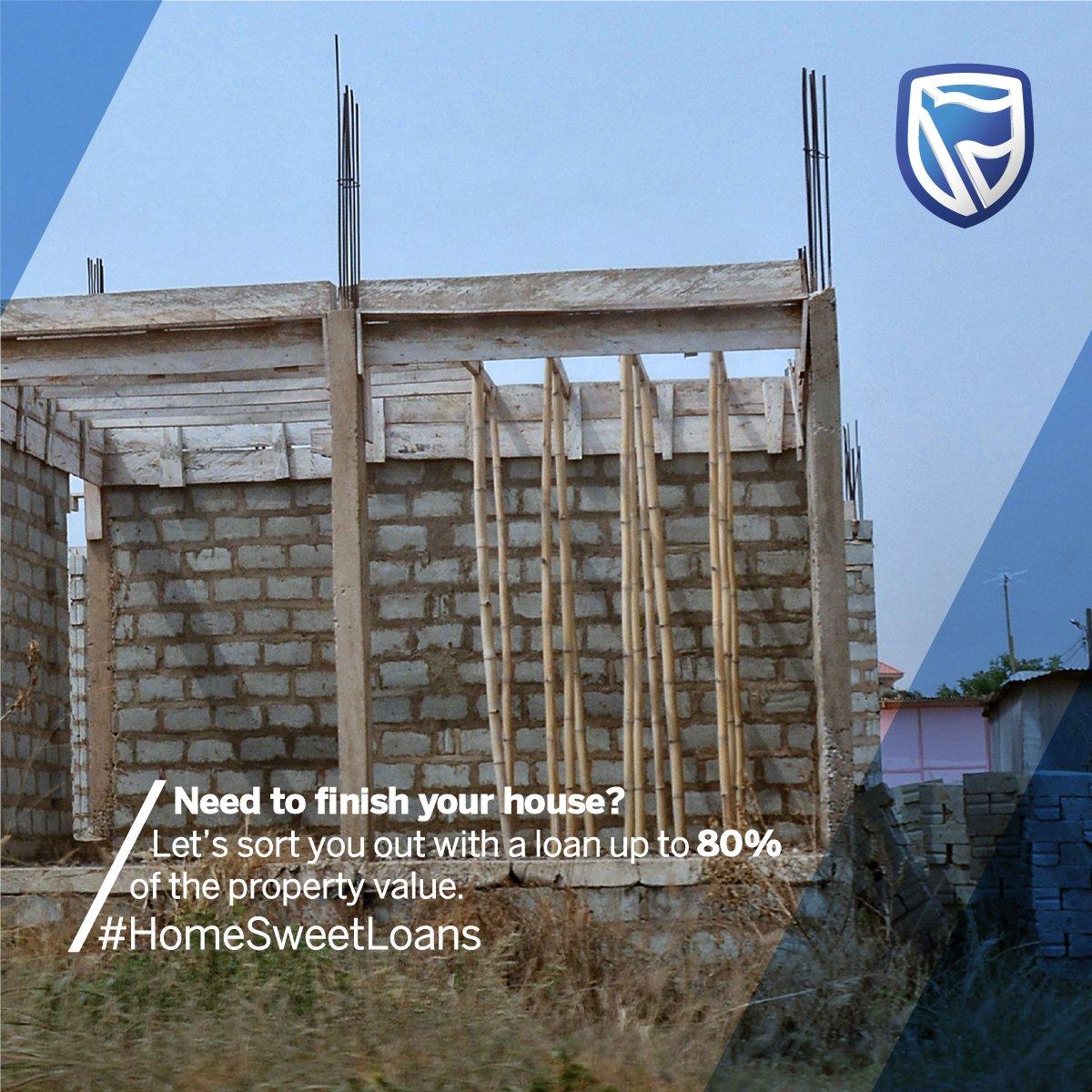 Stanbic Bank Uganda On Twitter Didyouknow That Homesweetloans
