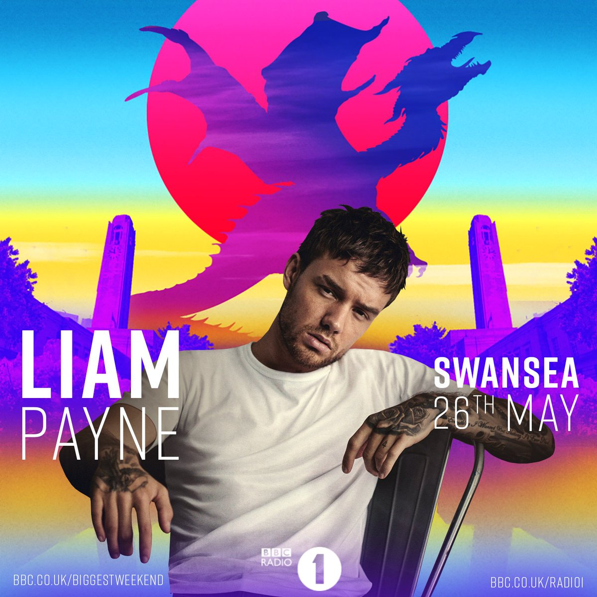 This is gonna be big... I'm performing at @bbcmusic's #BiggestWeekend in Swansea on 26th May! Find out all the info here https://t.co/i9UkSXAgJn