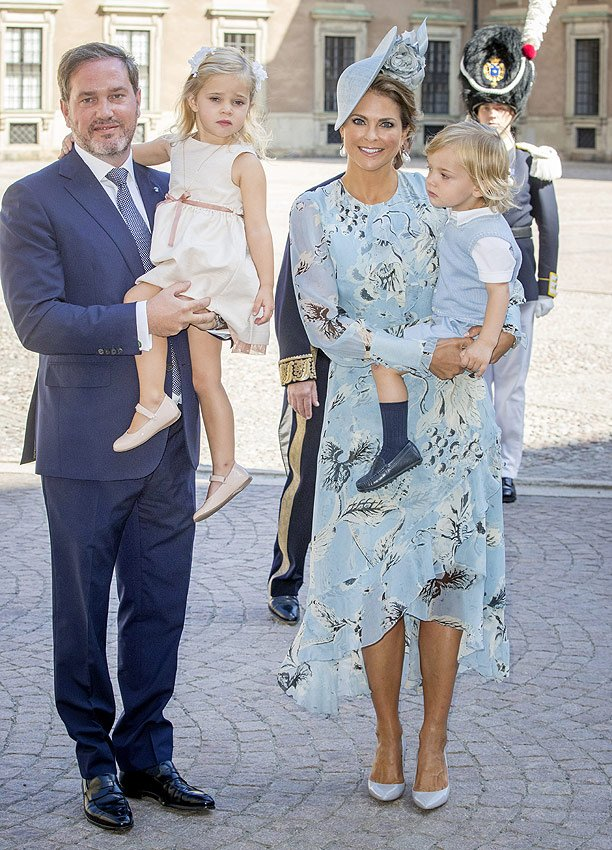 It's a new Princess for Madeleine and Ch...