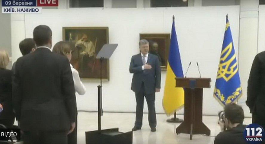 Языковой вопрос не должен вновь стать на повестке дня избирательной кампании, - Порошенко - Цензор.НЕТ 5644