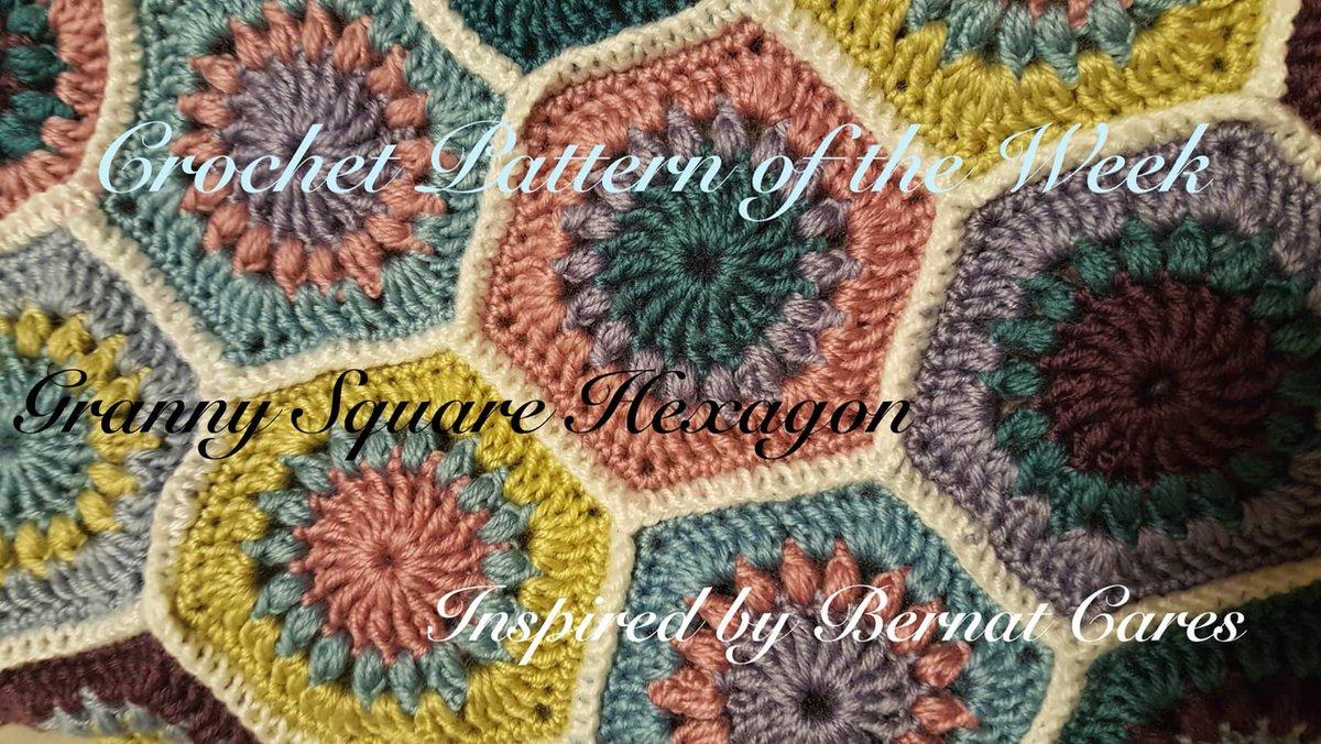 Jasmins Handarbeiten On Twitter Todays Crochetpatternoftheweek