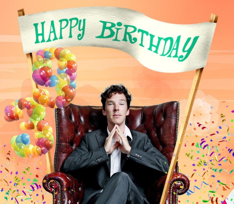 Поздравление с днем рождения от киногероя