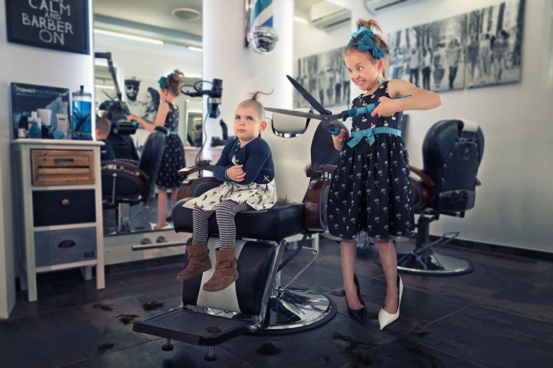 Картинки клиенты и парикмахер приколы